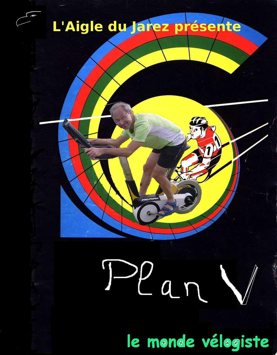 Affiche Plan V